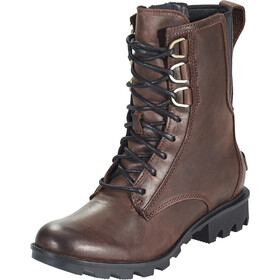 Sorel Phoenix Lace Boots Women, cattail